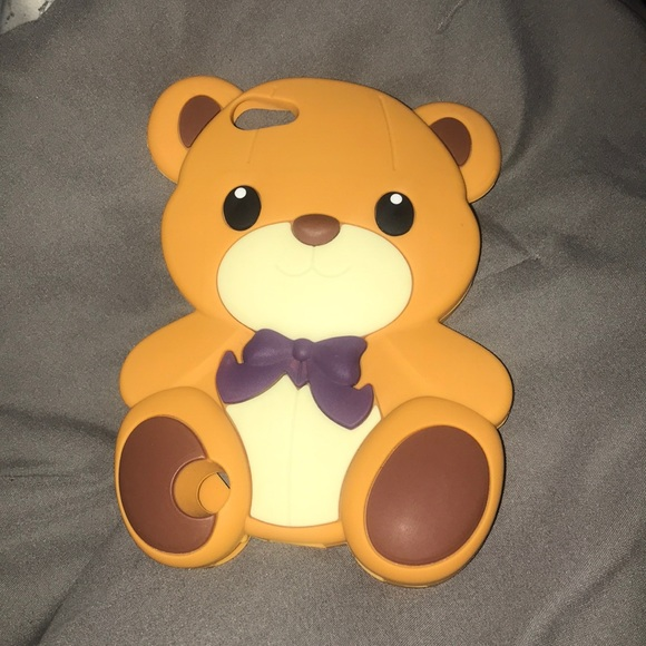 ❤️iPod Touch 5th generation (Bear case)❤️